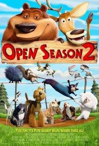 Сезон охоты 2 / Open Season 2 (2008)